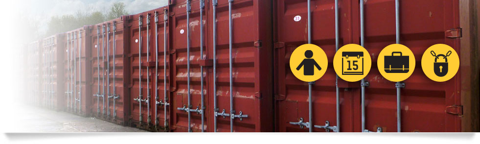 Container Self Storage Devon Newton Abbot